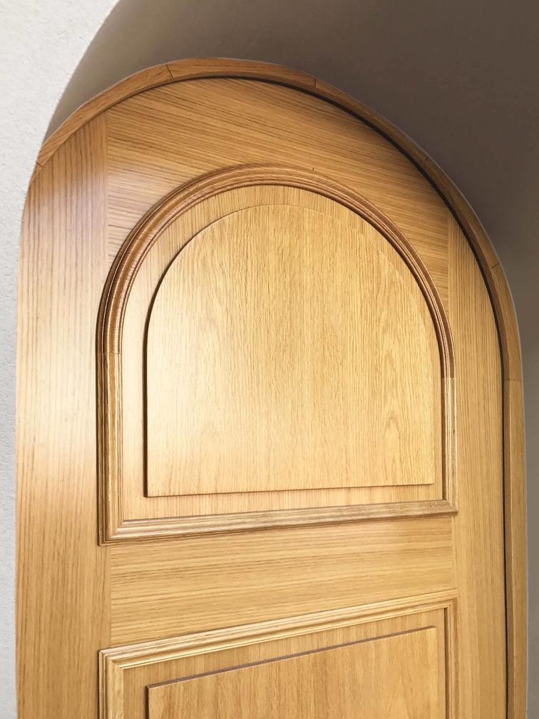 Example d'une porte extérieure 3cde Attalext