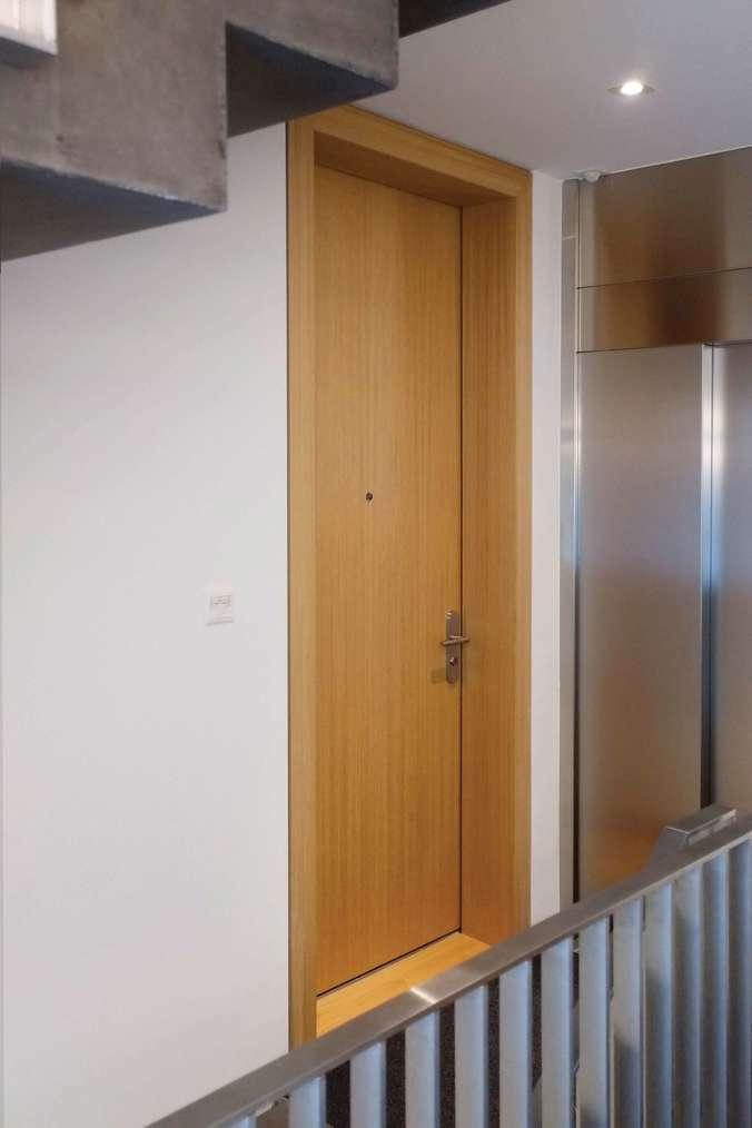 Porte palière Attastop+ EI30 phonique